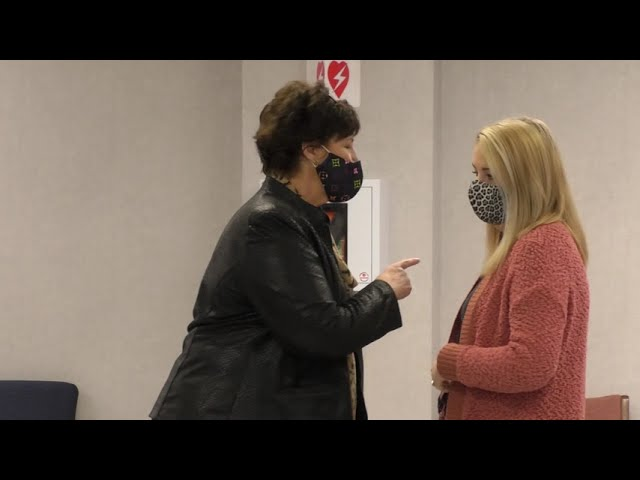 Grievance hearing committee reinstates Eastern Deputy Clerk Sue Gurley after alleged COVID firing