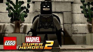 LEGO Marvel Super Heroes 2 - How To Make Batman