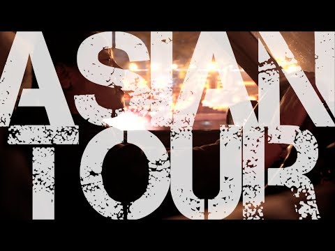 The Rebel Assholes - Teaser projection Asian Tour Movie - 2014