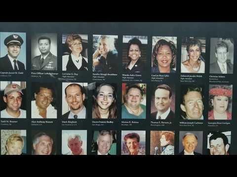 United Flight 93 Memorial Walkthrough (SUMERSET, PA)