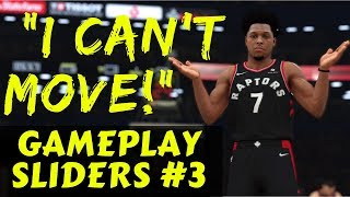 NBA 2K19 Gameplay Sliders #2 : Movement Settings Breathe Life Into