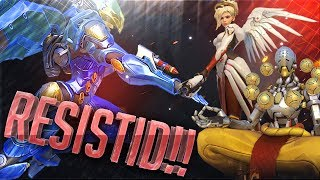 RESISTIREMOS HASTA EL FINAL!! (Con Kuro) | Road to Diamond #19 | Overwatch (Competitivo)
