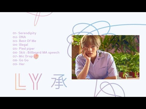 BTS (방탄소년단) LOVE YOURSELF 承 `Her` { DOWNLOAD+STREAMING LINKS} 🌼🌸