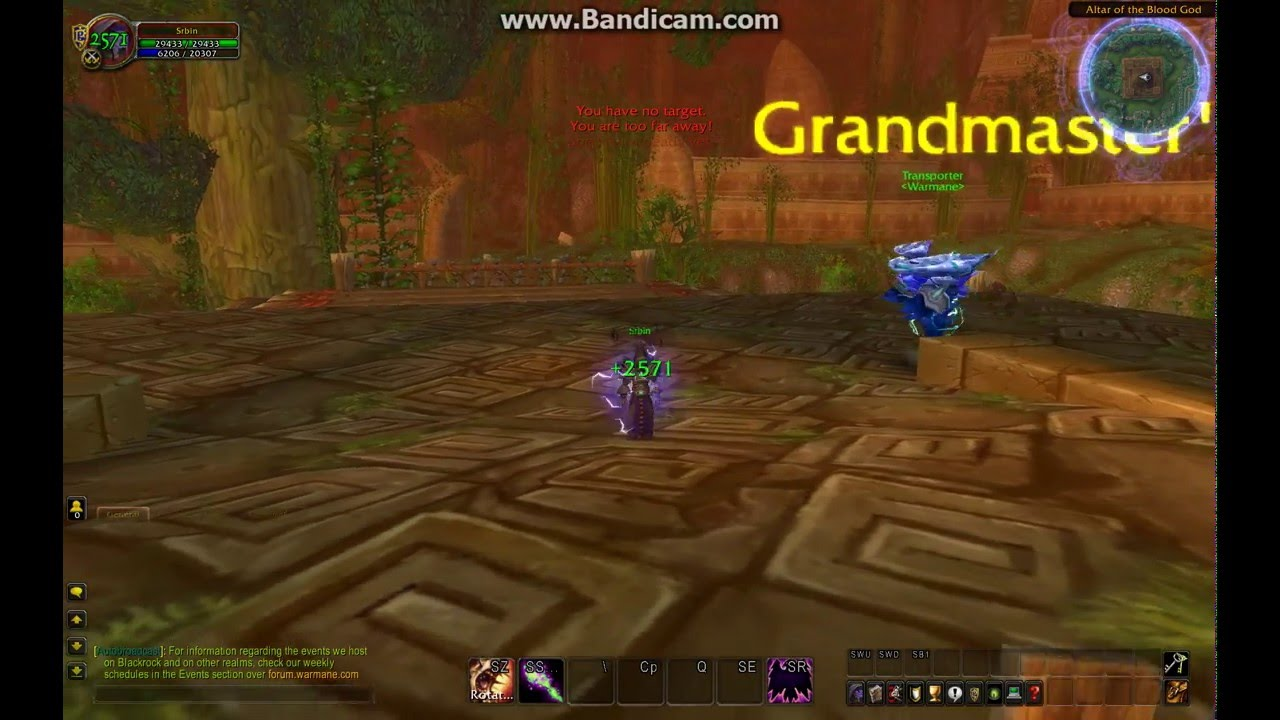 3 3 5a One-Handed Rotation Macro for Warlock