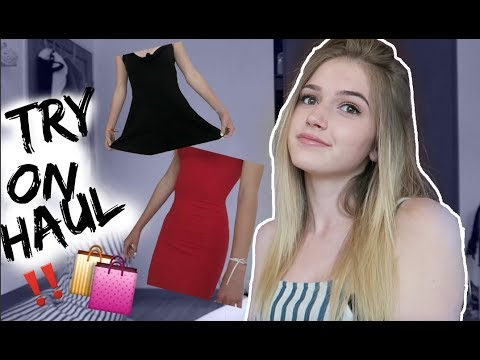 TRY ON HAUL: MES DERNIERS ACHATS 🛍