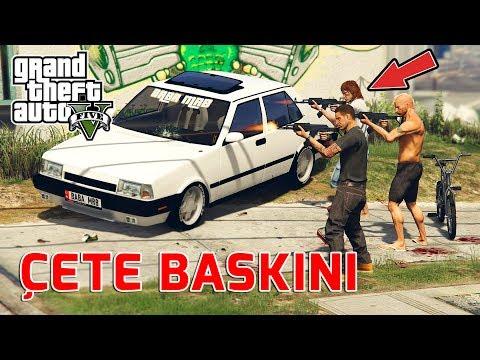 GTA 5 ROLEPLAY 11 ETE BASKINI