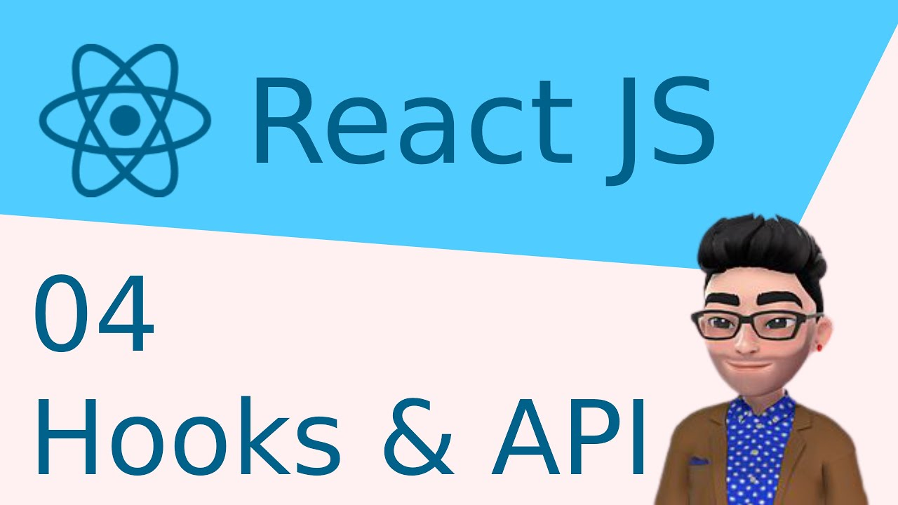 Make an App with React JS / JavaScript: Hook, APIs and Regular Expressions