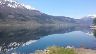 Фьорды Норвегии, видео природы в разрешении 4K! Релакс музыка. Природа видео(Фьорд в Норвегии, который мы снимали в нашем путешествии в этом году, замечательная релакс музыка и удивите..., 2016-10-29T21:55:24.000Z)