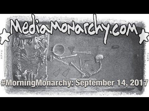 Shooter Drills & Broken Minds on #MorningMonarchy: #September14, 2017
