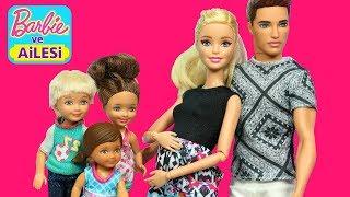 Barbie ve Ailesi 100-104 bölümler | Çizgi Film Tadında Barbie Oyunları | EvcilikTV