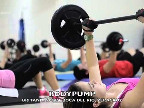 BRITANIA Sport Boca del Rìo Veracruz DIFERENTES CLASES Body Systems