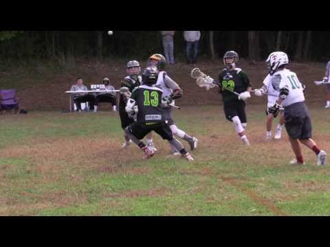 Annapolis Hawks vs Richmond Greyhounds 2021 Lacrosse 10-30-16