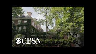 Admissions scandal unfolding at Harvard University