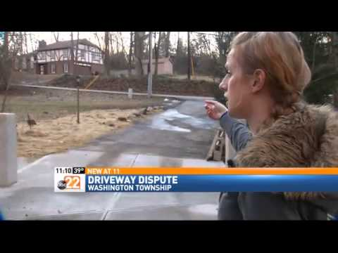 Couple Claims They Were Barricaded from Home b