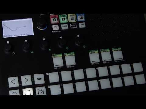 PyraOS V1.0 new features: LFO effect