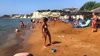 Holiday in Greece 2018, XI beach Kefalonia Island,