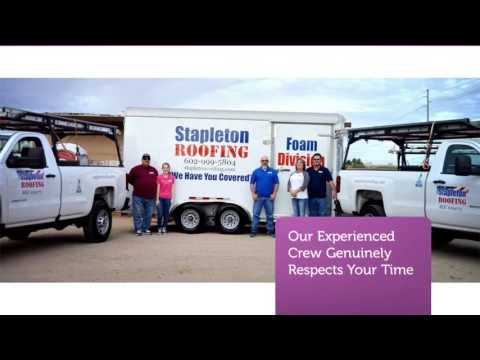 Stapleton Commercial Roofing Contractor in Phoenix, AZ