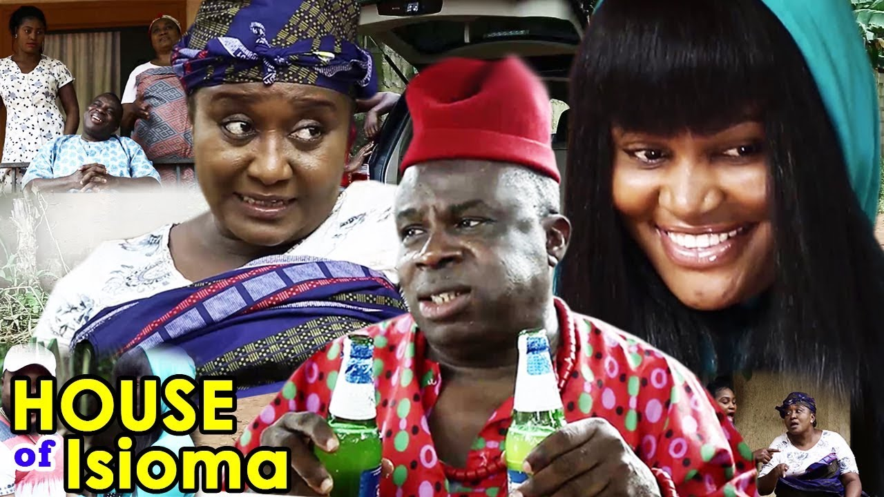 Download House Of Isioma Season 2 - 2018 New Nigerian Nollywood Comedy Movie Full HD