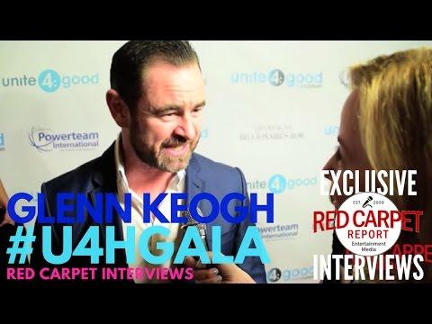 Glenn Keogh ed at the Unite4:Humanity Gala u4hGala Charity
