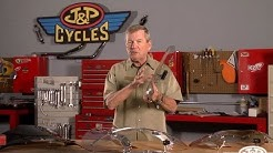 Motorcycle Windshields - Choosing the Right Windshield for Your Bike by J&P Cycles