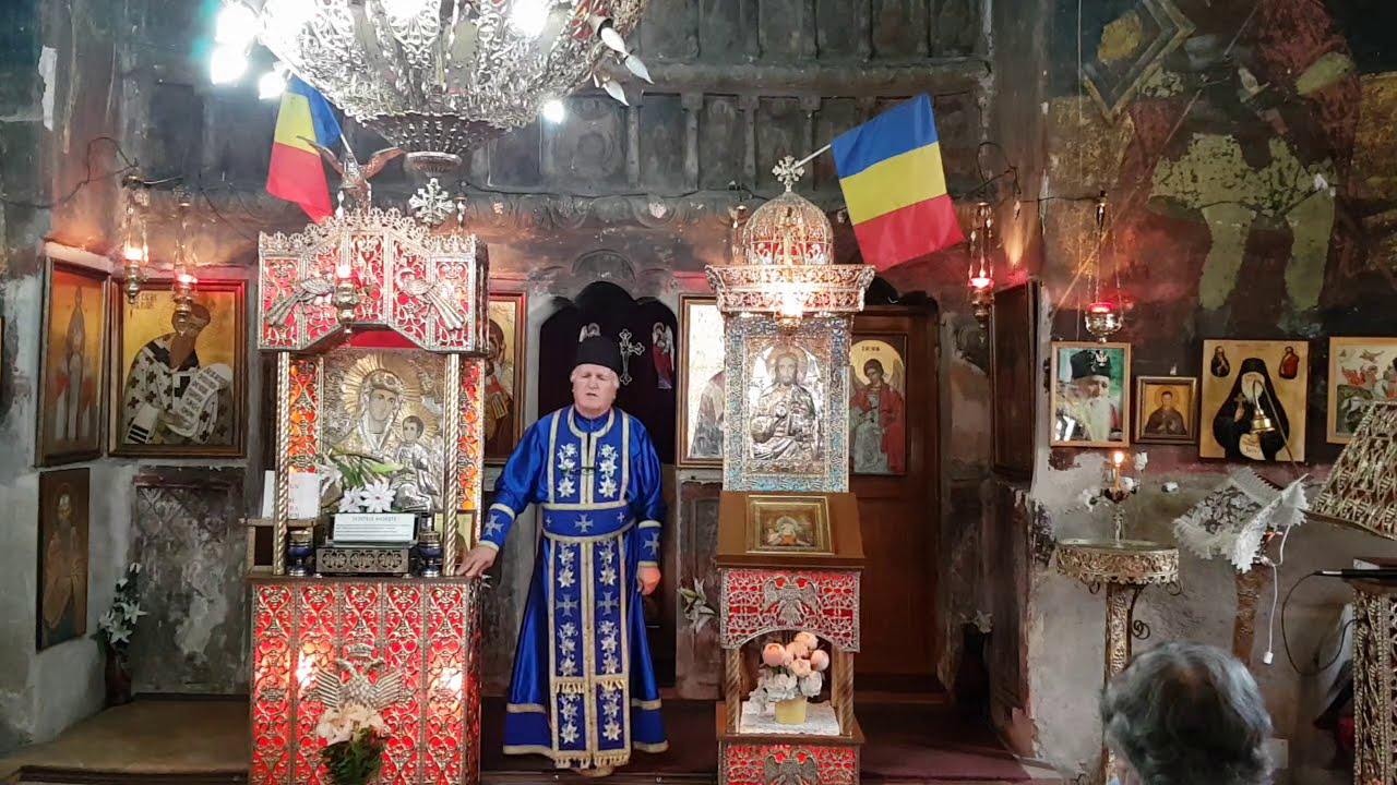 Preot Vasile Spătaru Predica de pe 27 septembrie 2020