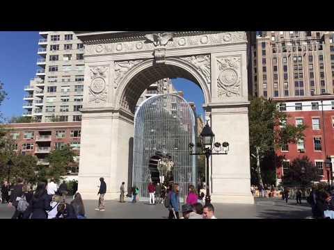Public Art Fund Ai Weiwei NYC
