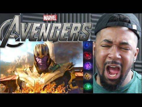 Marvel Studios' Avengers: Infinity War - Official Trailer - REACTIONS - TAKE MY MONEY!!!!!!!!!!!!!