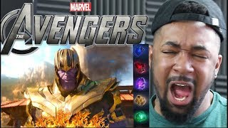 Marvel Studios' Avengers: Infinity War - Official Trailer - REACTIONS - TAKE MY MONEY!!!!!!!!!!!!!