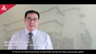 Testimoni Perusahaan: PT Ferron Par Pharmaceuticals