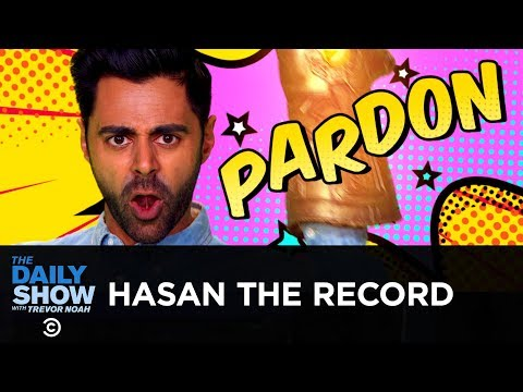 Hasan the Record – Can the President Pardon Himself? | The Daily Show