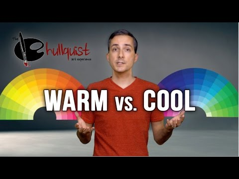 warm vs cool colors youtube. Black Bedroom Furniture Sets. Home Design Ideas