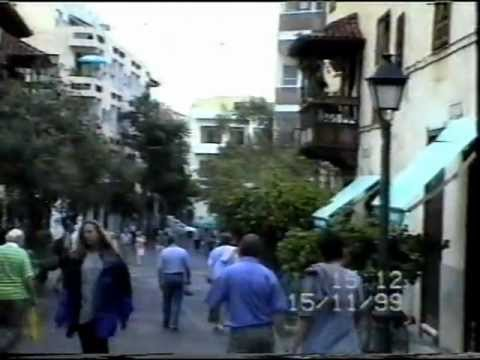 Tenerifa  Puerto de la Cruz Hotel Marina 1999