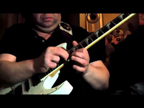 thin lizzy the sun goes down guitar solo improv