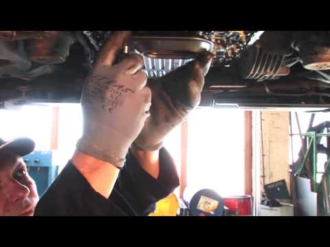 MEYLE oil change kits for automatic transmissions (Audi)