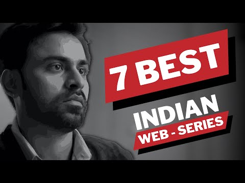 Top 7 Indian Web Series (Hindi) For Every Indian Web Series Lover 🇮🇳| Vedant Rusty Review