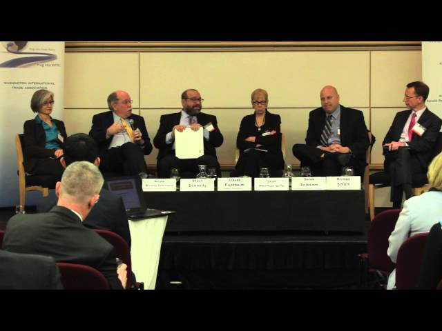 WITA TPP Series: New Rules & Disciplines-Shaun Donnelly of USCIB 1/14/16