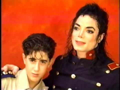 Michael Jackson 1993 photo shoot at Neverland Ranch - YouTube