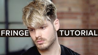 MEN'S SUMMER HAIR TUTORIAL - EASY TIPS TO ACHIEVE TEXTURE
