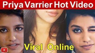 Priya Varrier Video Viral Online