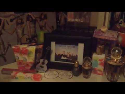 Perfect Taylor Swift Room Tour 2015   YouTube