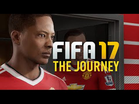 FIFA 17 The Journey All Cutscenes Movie PC 1080p 60FPS Fifa 17 Story Mode