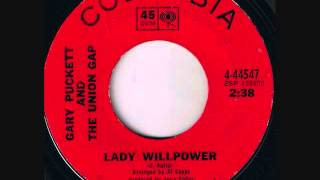 "Gary Puckett and the Union Gap- ""Lady Willpower"" (45 RPM) (Lyrics in Description)"