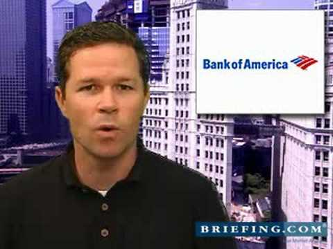 Taking Stock: Bank of America