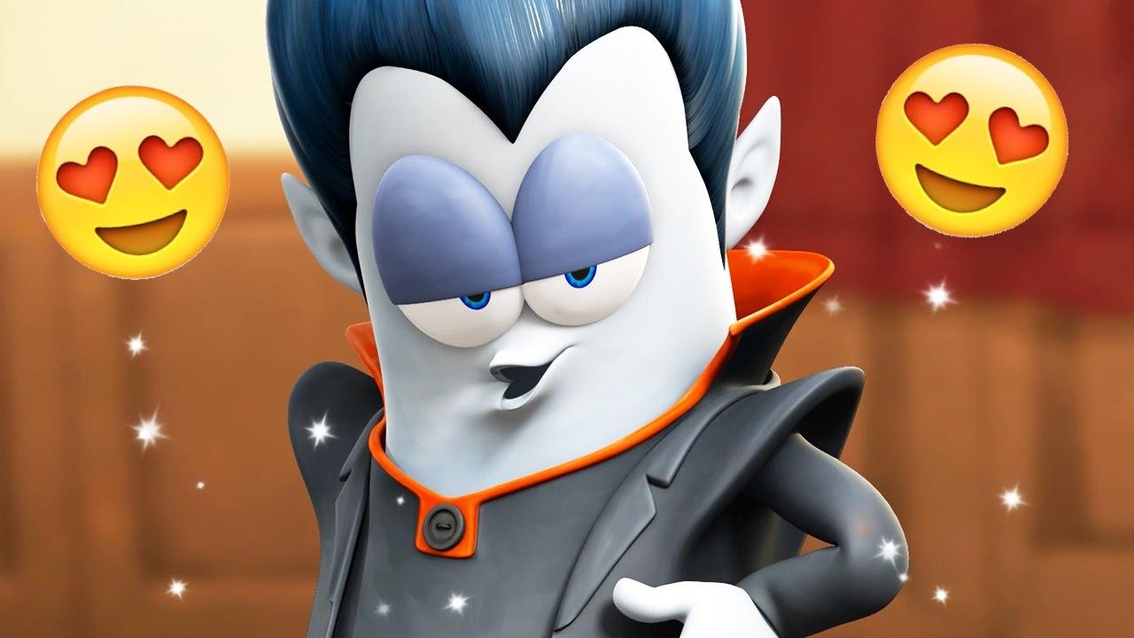spookiz cartoon funny animated