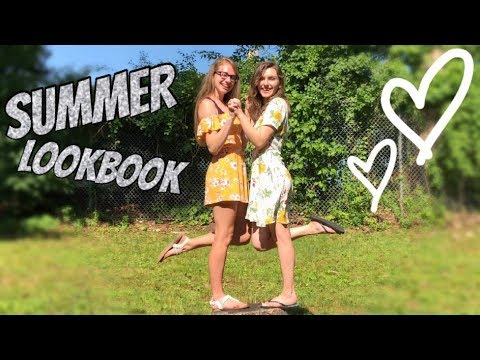 [VIDEO] - SUMMER LOOKBOOK//cute outfit ideas 8