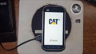 Hard Reset (Formateo) CAT S40 y S30 Octubre 2018