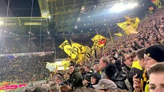Dortmund  BVB - SC Freiburg 2:0 Highlights Südtribüne