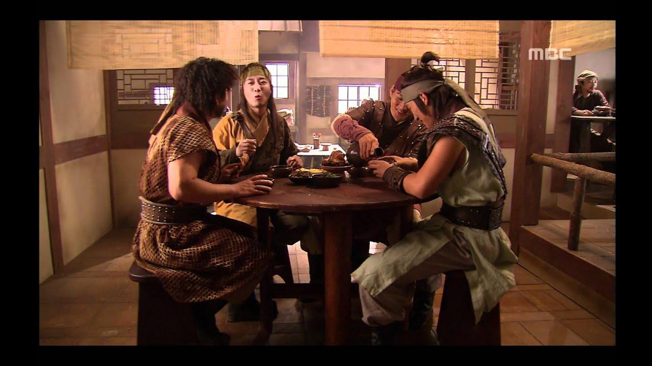 Jumong episode 18