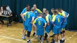 Волейбол міжнародний турнір в Адамувке (Польща) 2 гра