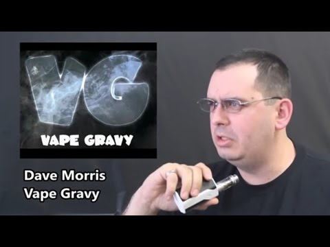 "Starting A Vape Juice Line with Dave Morris of ""Vape Gravy"""
